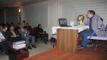 Prof. Dr. Hasan Türkez'den Bor Biyolojisi Konferansı