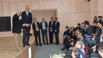 """ETÜ'de """"Sanayileşmemiz ve 2023 Vizyonu"""" konferansı"""