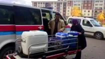 Kazada vefat eden kadının organları iki hastaya umut oldu