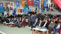 Ak Parti Pasinler İlçe Başkanlığına Timurlenk seçildi