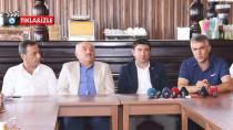 B.B Erzurumspor'dan Basın Toplantısı
