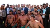 Geleneksel Türk Oyunları Erzurum'da yükseldi
