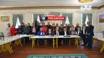 ERKON, Erzurum'da ilk buluşmasını basın ile yaptı