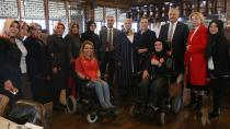 Dünya Engelliler Günü'nde anlamlı program