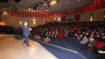 2023 Eğitim Vizyonu Tanıtım ve bilgilendirme konferansı..