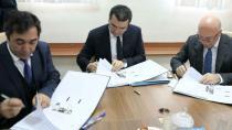 Erzurum Tekstilkent Projesi imzalandı
