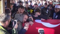 Erzurum, Şehit Umudunu toprağa verdi