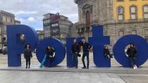 Aziziye'nin gençleri Avrupa'da