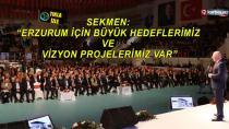Mehmet Sekmen yeni dönem projelerini anlattı