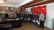 Şampiyon halk oyunları ekibinden, Kaygusuz'a Ziyaret