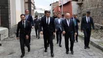 Başkan Sekmen'den kentsel dönüşüm gezisi