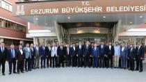 Bakan Selçuk'tan Büyükşehir'e ziyaret