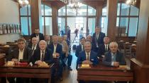 TGK Yönetimi Erzurum'da toplandı