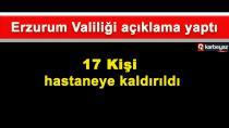 Erzurum'da bir genç siyanürle intihara kalkıştı