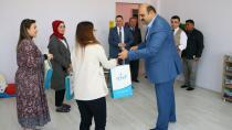 Başkan Orhan'dan öğretmenlere anlamlı ziyaret