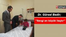 İl Sağlık Müdürü Pasinler'de hasta ziyaretlerinde bulundu