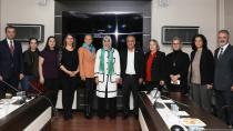Erzurumlu Kadınlar E-Ticaret Projesi Görüşüldü
