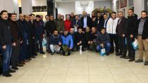 Başkan Orhan'dan yatırımcılara termal turizm çağrısı
