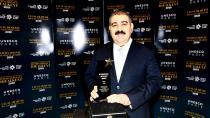 Başkan Muhammet Sunar Paris'te ödül aldı