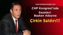 Cumhuriyet Halk Partisi Erzurum Kongresi karıştı