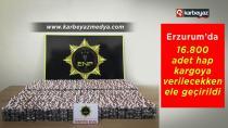 Erzurum Polisi sokak satıcılarına aman vermiyor