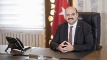 Başkan Orhan'dan Miraç Kandili ve Nevruz kutlaması