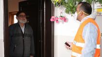 Aziziye Belediyesi yaşlıları unutmadı
