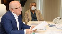 Bakan Varank'a Sekmen'den yatırım ve teknoloji sunumu