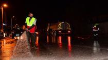 Yakutiye'nin cadde ve sokakları sabunlu suyla yıkanıyor