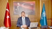 Başkan Sunar'dan 23 Temmuz mesajı
