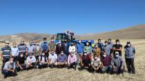 Atatürk Üniversitesi'nin yeni tarım Projesi Hayata Geçti