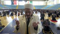 Yağmur duasında Erzurum'a kar istediler