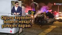 Erzurum'da 20 yaşındaki genç, trafik kazasında can verdi